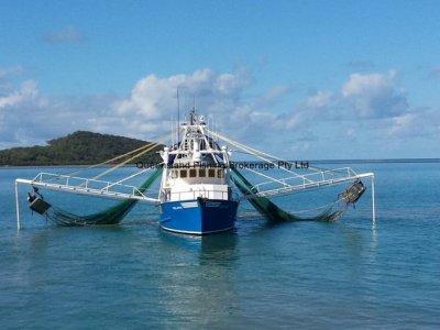 TS408 East Coast Trawler Package