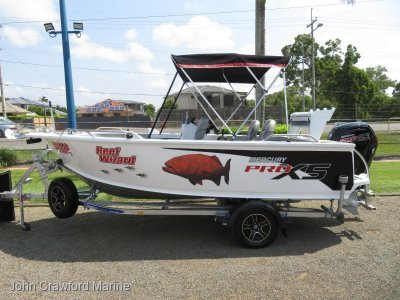 Stessco Gulf Runner 520