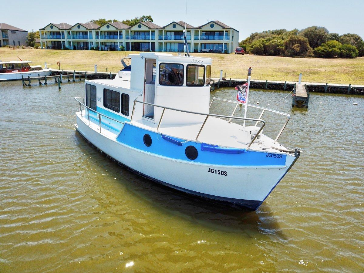 Swarbrick & Swarbrick River Cruiser