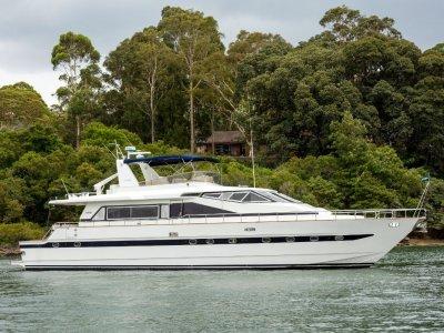 Azimut 76 Motor Yacht
