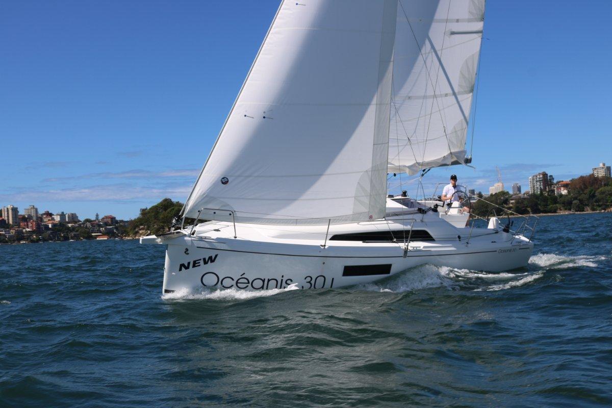 Beneteau Oceanis 30.1 Hull 23