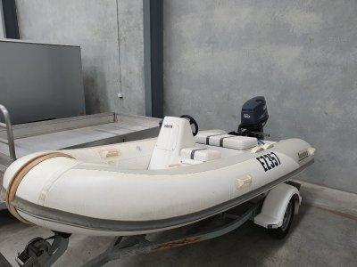 Aquapro Monaco 341 DLX Aquapro 3.6 meter