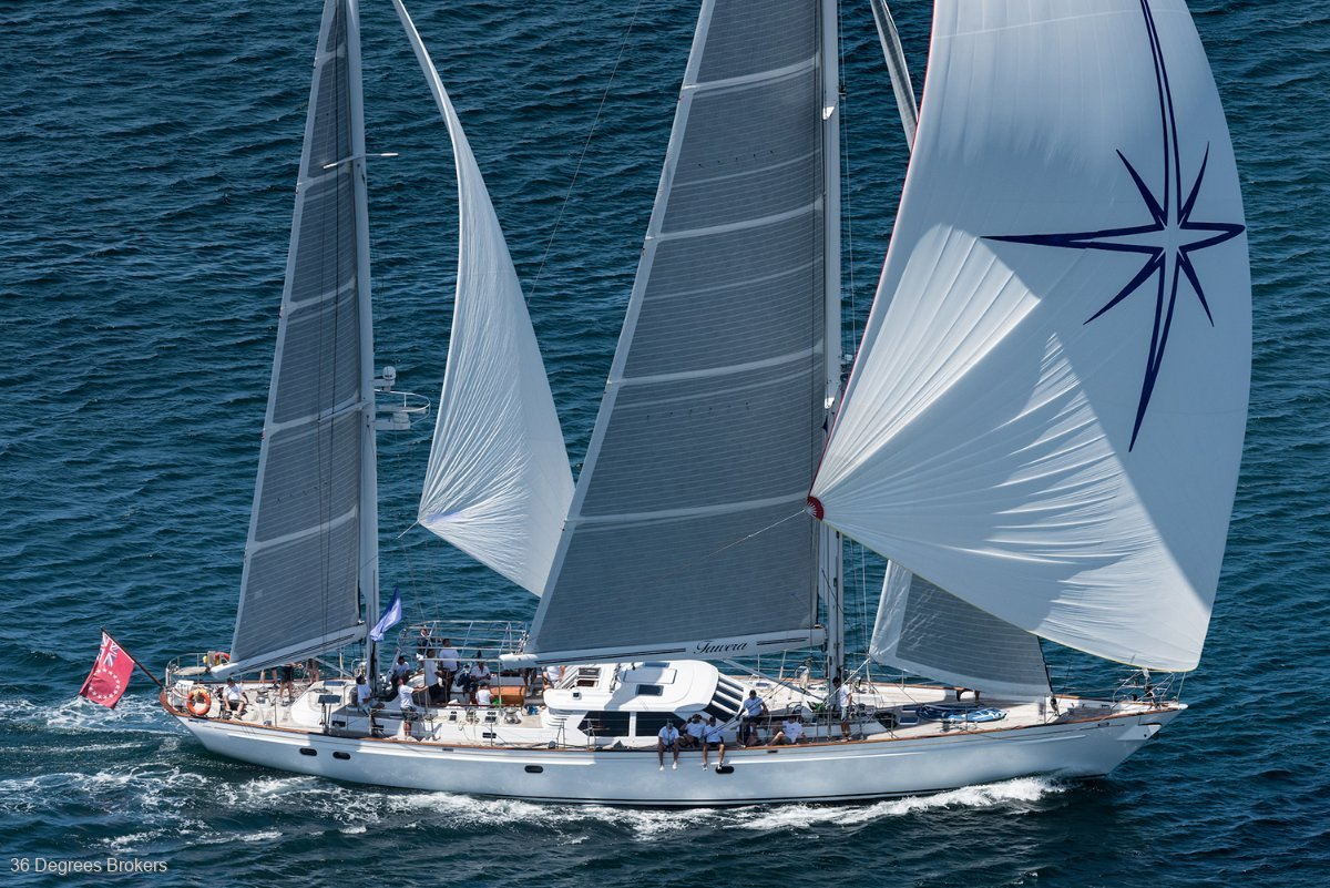 Alloy Yachts Custom Ketch S/Y Tawera