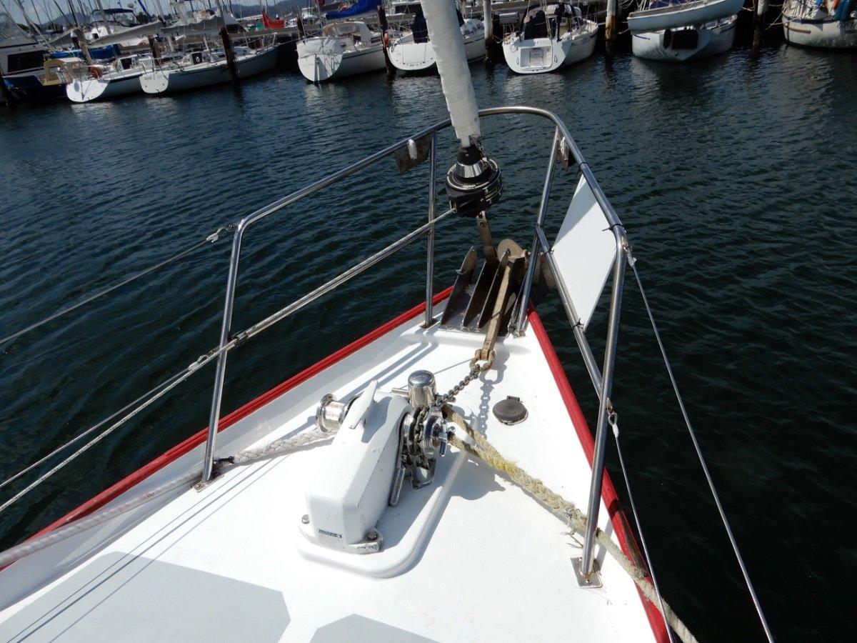 Kaufman Huon 36 Motor Sailer Recent Major Refit Excellent Condition