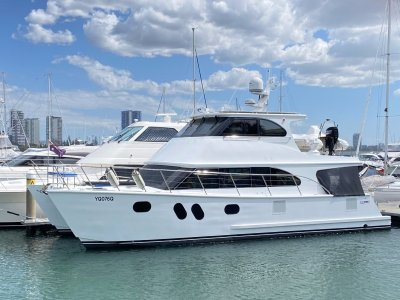 MEC Yachts 15m Luxury Alloy Powercat passagemaker equipped