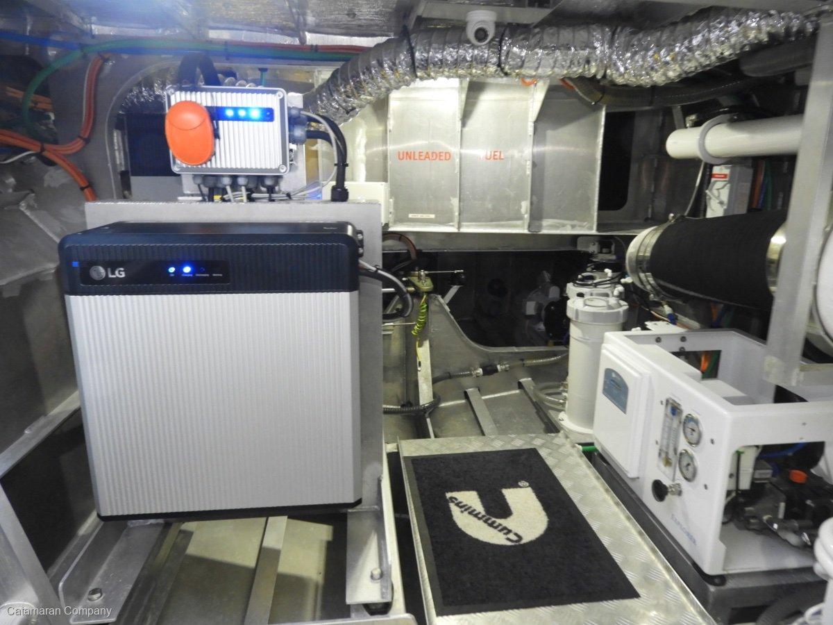 MEC Yachts 15m Luxury Alloy Powercat Passage Maker