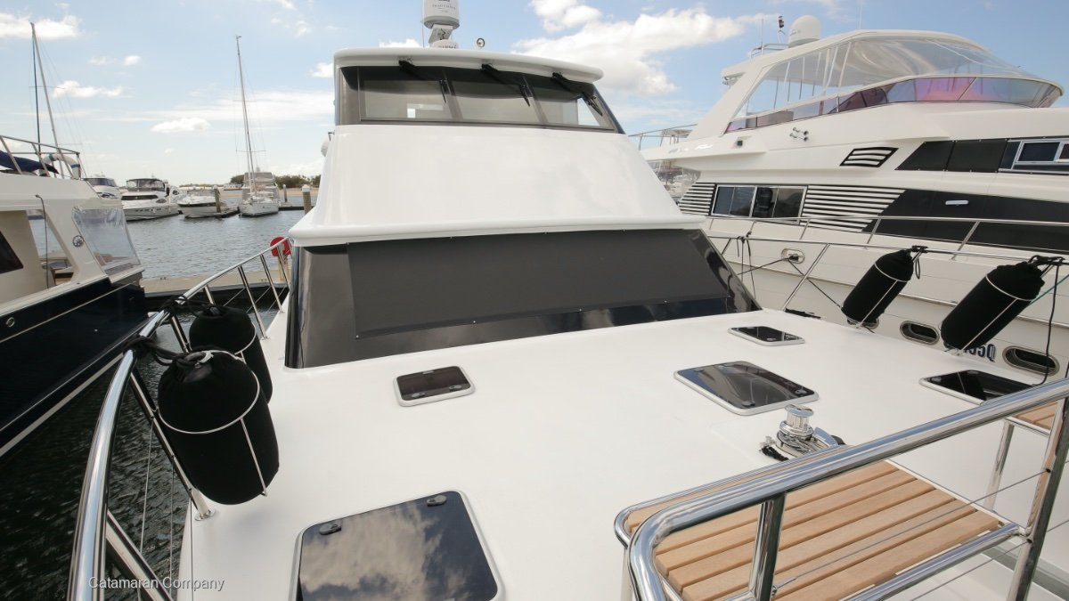MEC Yachts 15m Luxury Alloy Powercat Passage Maker