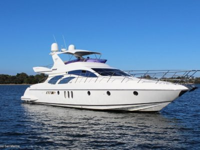 Azimut 62 Flybridge ELEGANT & SPORTY CRUISER NOW REDUCED