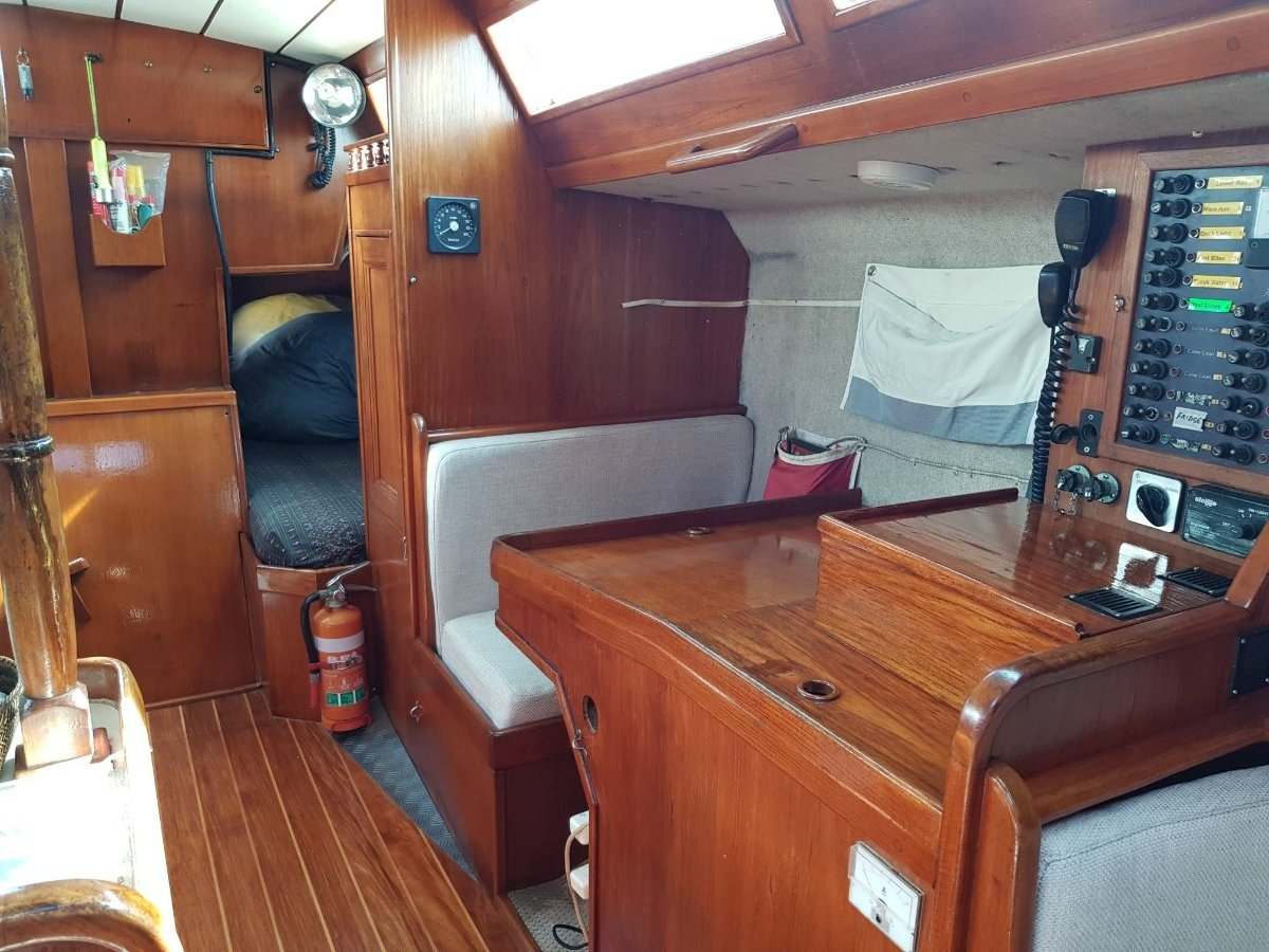 Adams Radford 45 Fast Cruiser
