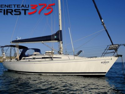 Beneteau First 375 - comprehensive inventory of modern criusing gear