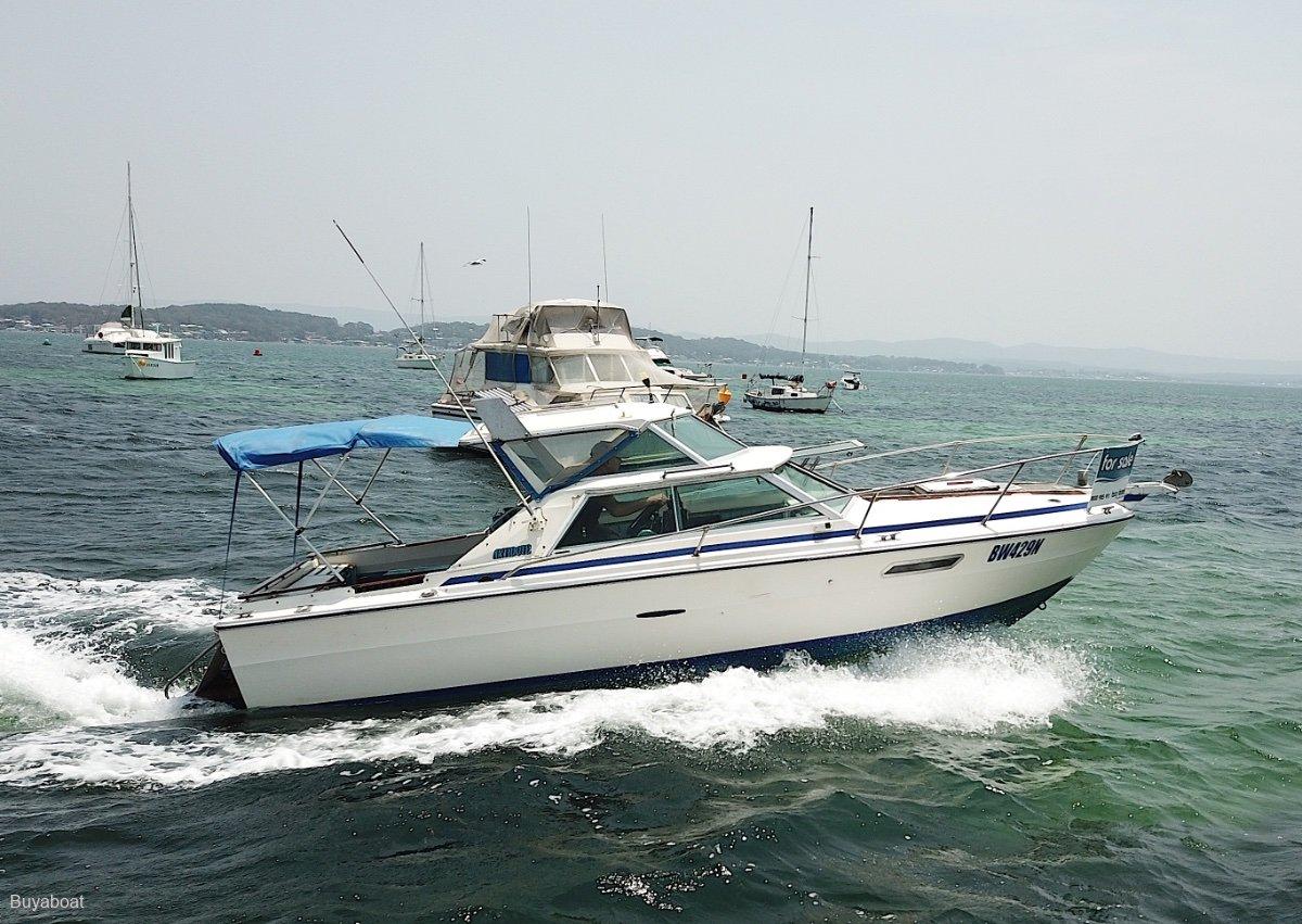 Sea Ray 220 SV