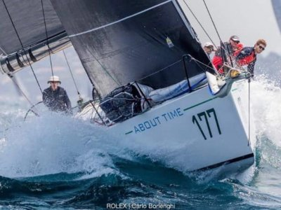 Cookson 50 Fixed keel