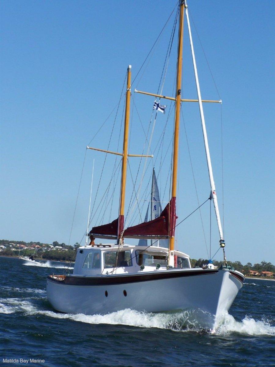 Randell 37 Motor Sailer
