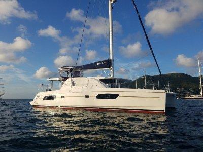 Leopard Catamarans 44 Rare Owners Version