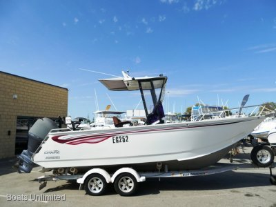 Bar Crusher 640WR FAMILY // FISHING BOAT FOR SALE
