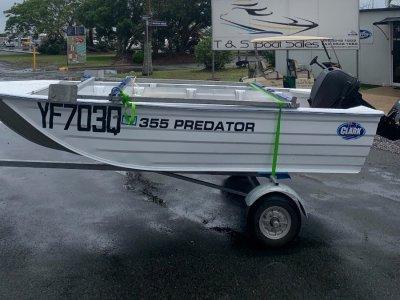 Clark 355 Predator