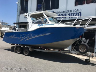 Marineline 6.5 Hardtop NEW SUZUKI 250 HP WITH ONLY 2 HOURS OF USE