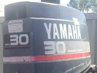30hp Yamaha Outboard