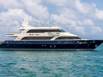President 115 Superyacht