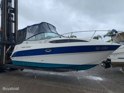 Bayliner 245 Sports Cruiser Diesel
