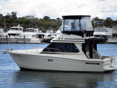 Mariner 2800 Flybridge GREAT VALUE AND PRICED TO SELL!