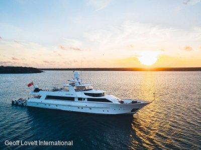Lloyd 115 Motor Yacht New Listing