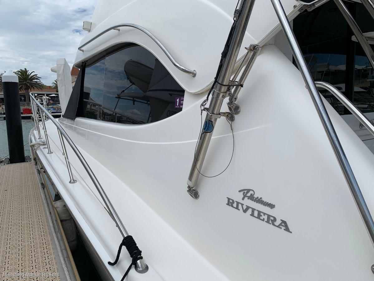 Riviera 40 Platinum
