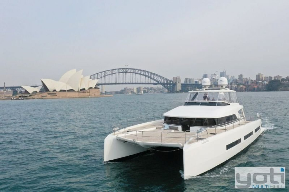 Lagoon SEVENTY8 Motor Yacht