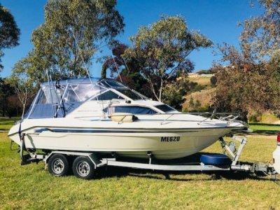 Whittley Monterey 600