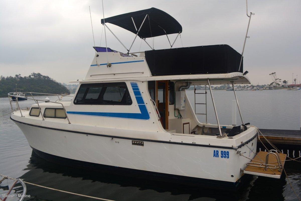 Roberts Sea Islander 30