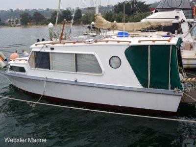Hartley 26 Custom Timber Cruiser