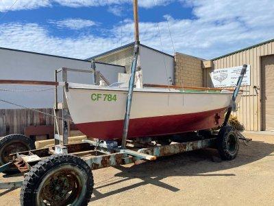 Couta Boat 22 Caporn Built