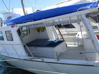 Back and Mather 36 Flybridge EX COMMERCIAL FISHING BOAT. READY FOR SUMMER!!