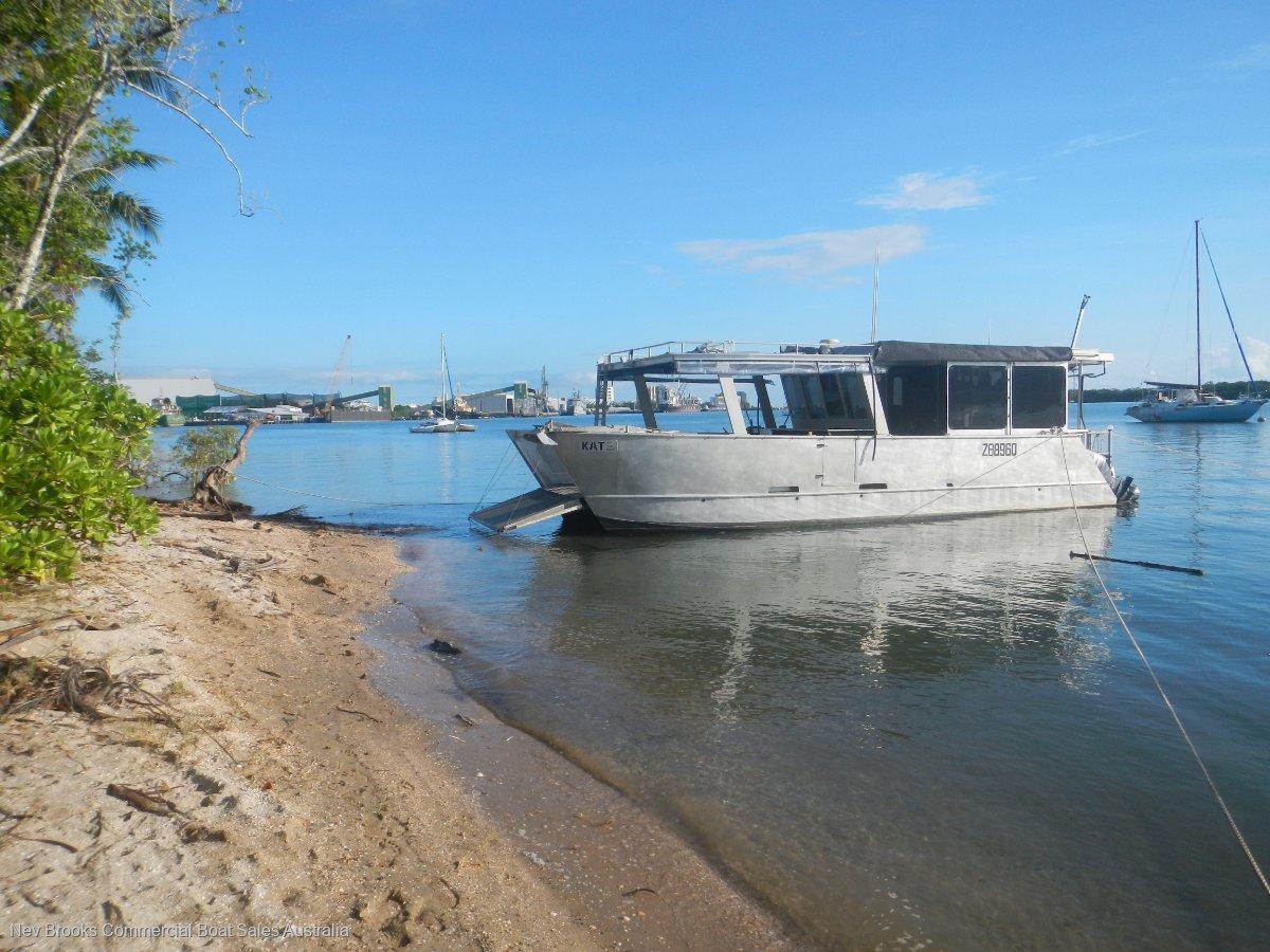 Catamaran Landing Craft