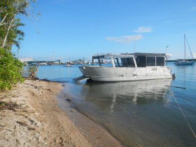 Catamaran Landing Craft