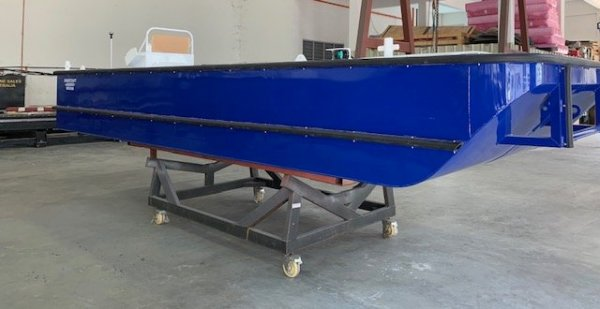 New Sabrecraft Marine WB5900 Workboat Punt Work Boat Barge