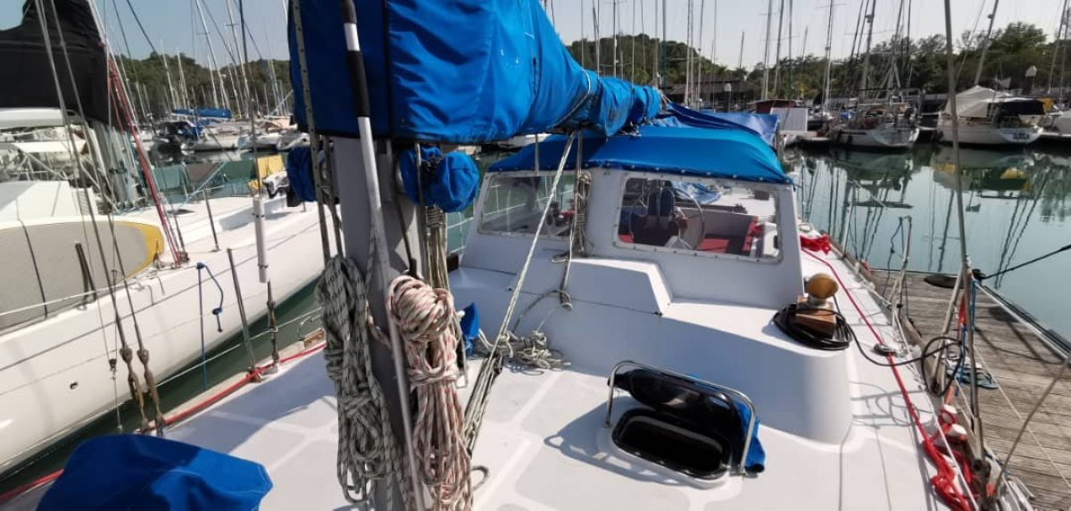 Bruce Roberts Offshore 42 Yacht for Sale in Langkawi