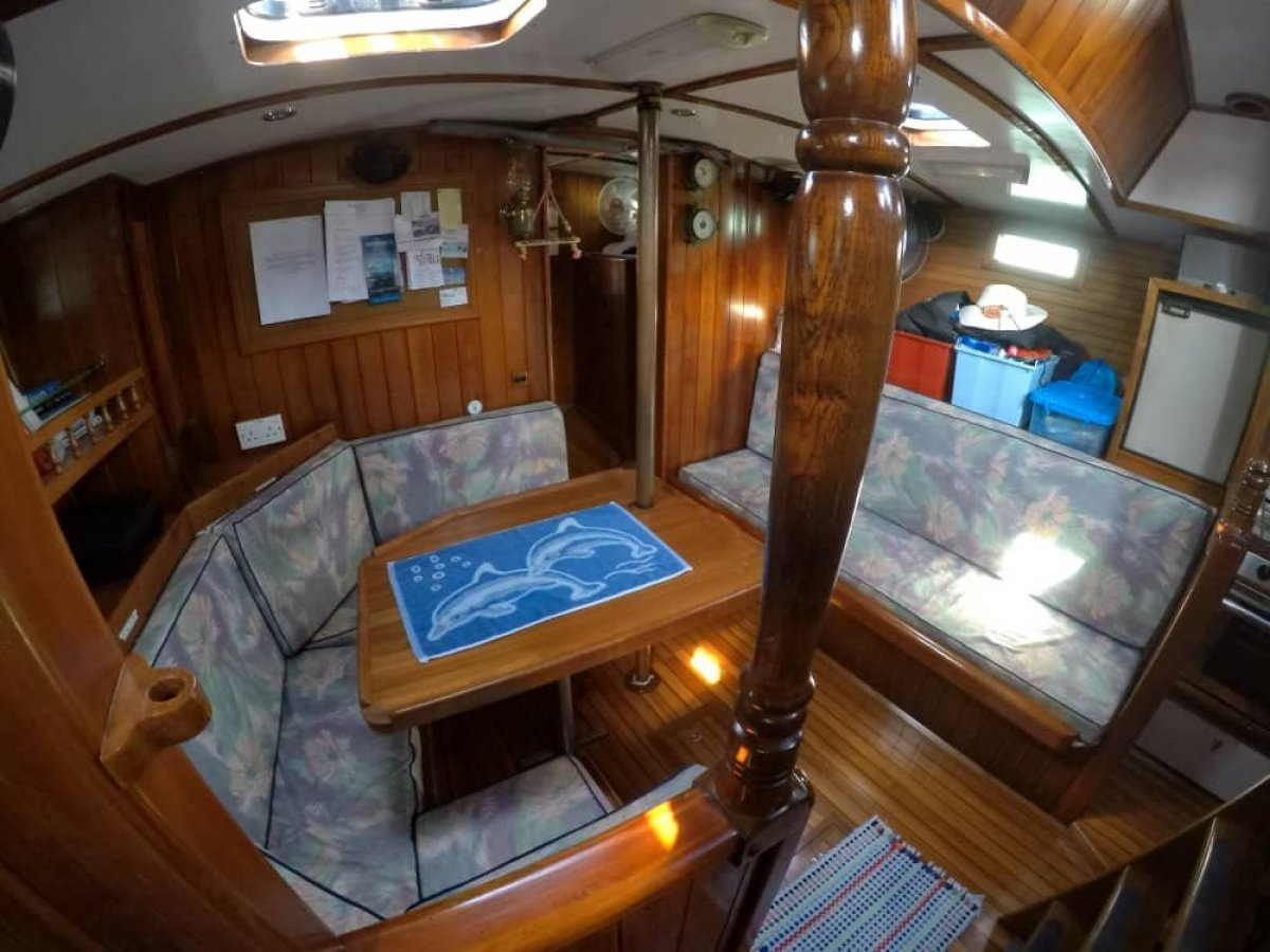 Bruce Roberts Offshore 42 Yacht for Sale in Langkawi:Boat for sale in Lasngkaswi