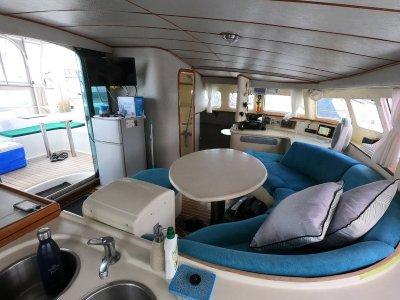 Kelsall 44 Crusing Catamaran