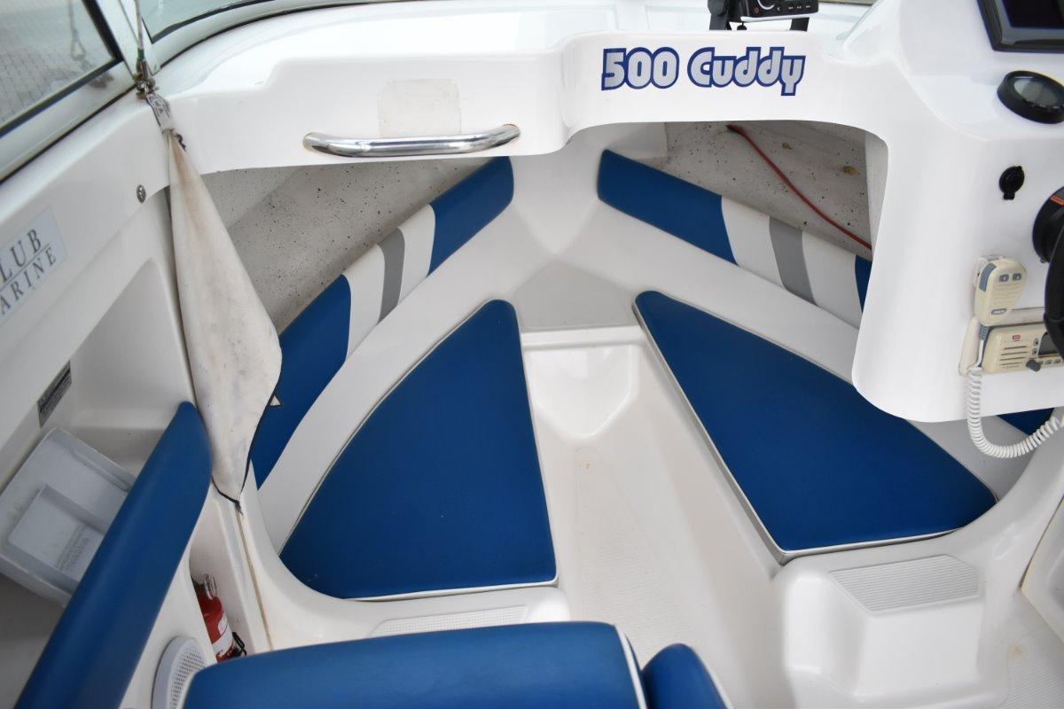 Evolution 500 Cuddy
