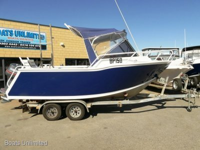 Jackman RUNABOUT 5.8 SOLID BUILT FISHING BOAT FOR SALE