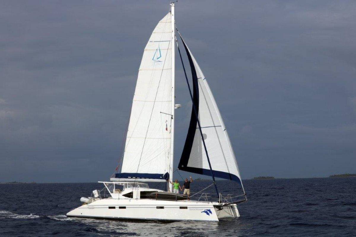 Balance Catamarans 451
