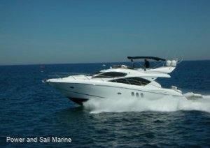 Sunseeker Manhattan 52 - LOW HOURS & PRESENTS BEAUTIFULLY