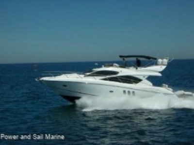 Sunseeker Manhattan 52 - LOW HOURS & PRESENTS BEAUTIFULLY- Click for more info...