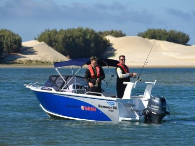 Stessco Breezaway 480 Packages with 70HP Yamaha available from $31950.00