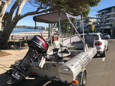 Ocean Craft 4300 Sea King Ultra Lightweight