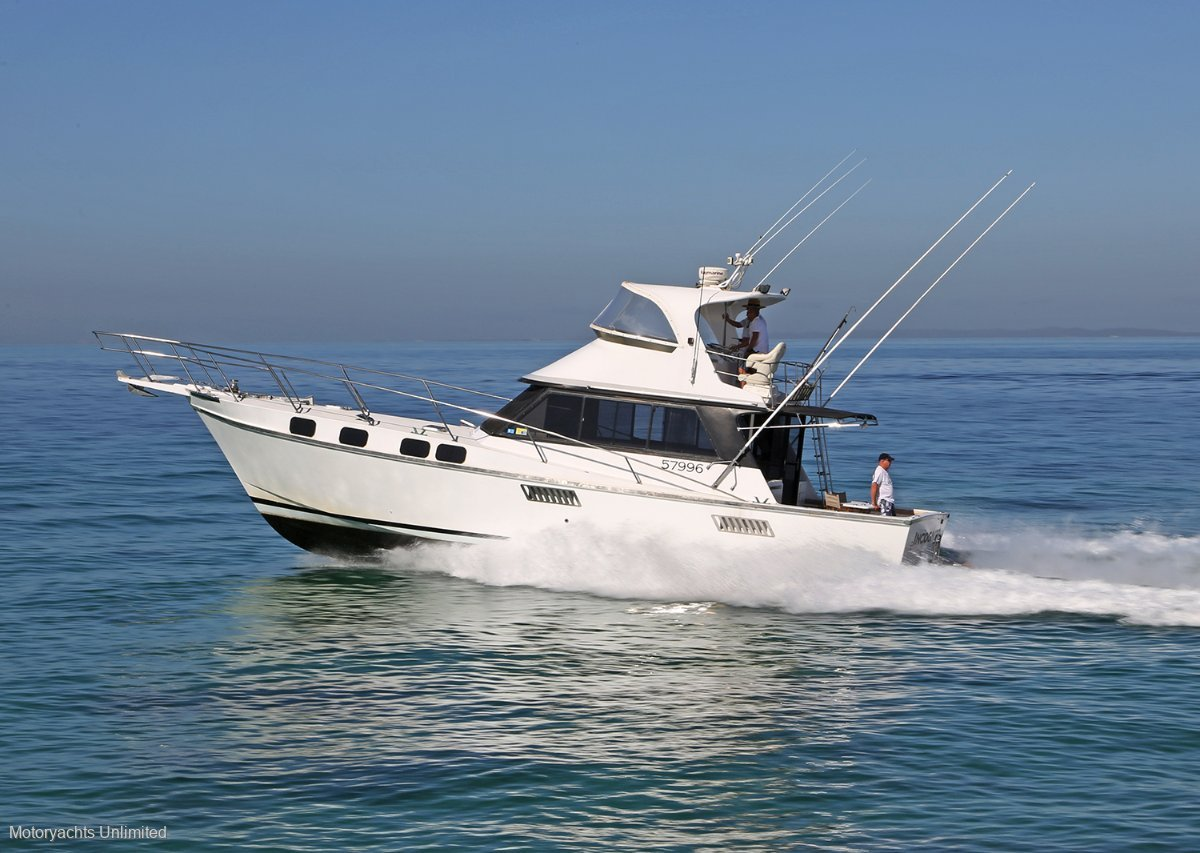 Key West 47 - Built for West Australian conditions:Key West 47