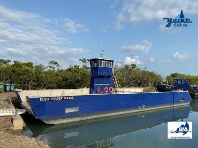 22m Landing Barge
