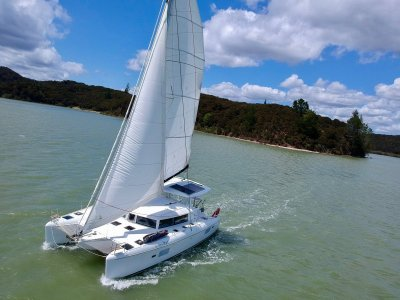 Lagoon 420 Never chartered. Owner's version.