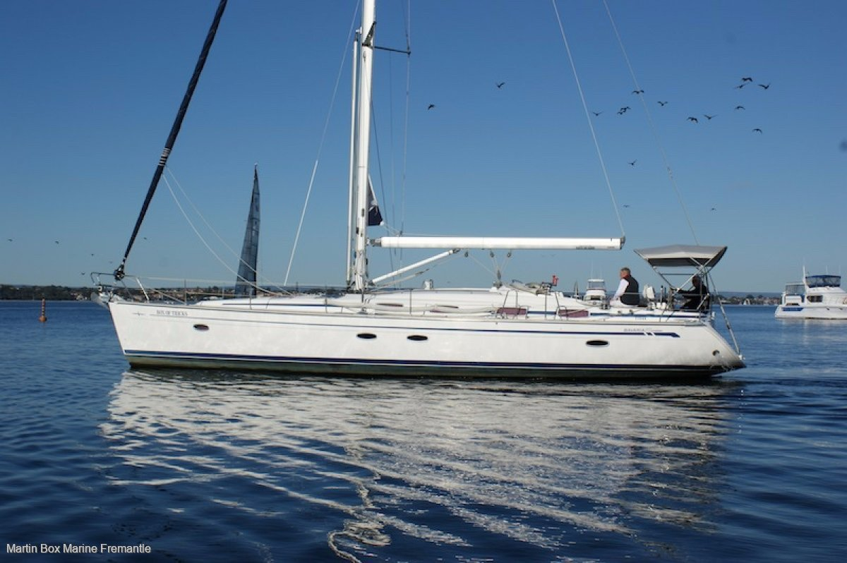 Bavaria Cruiser 50 with One Owner History